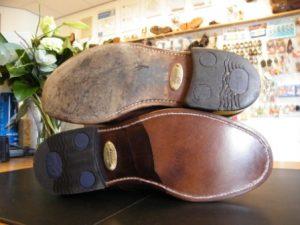 Schoenmakerij Stavast van oud naar nieuw
